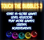 Коснись пузырей 3